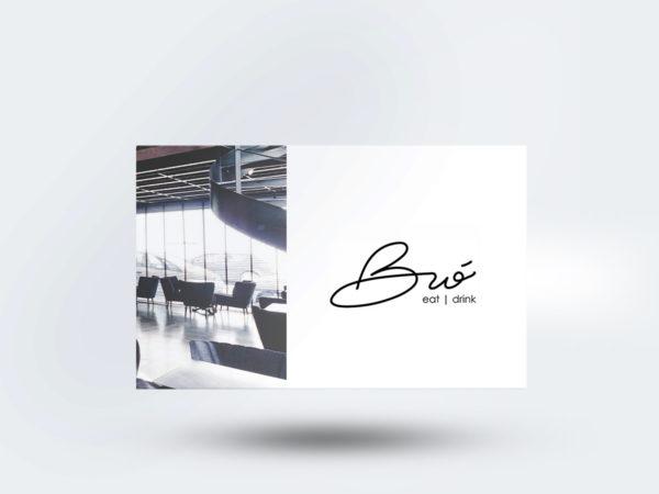 Brò: restaurant & cocktail bar