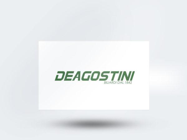 Deagostini Biliardi: logo design