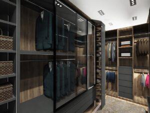 Cabina armadio: soluzioni